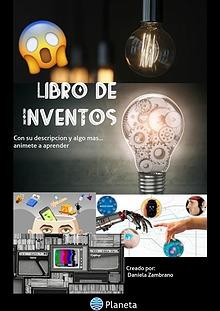 Libro de los Inventos