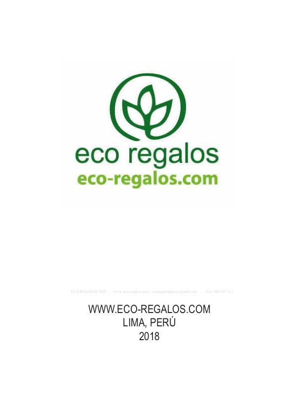 Catálogo Merch Ecológico Germinable 2019 2019 ECO REGALOS GERMINABLES PERSONALIZADOS