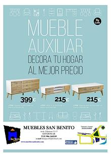 Mueble Auxiliar 032-2019