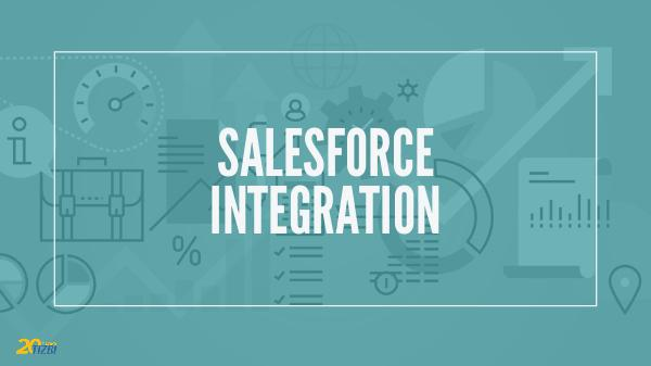 Salesforce Integration Kickstart Your Digital Transformation with Tizbi
