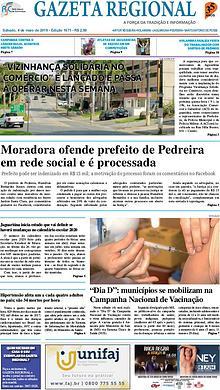 Jornal Gazeta Regional Edição 1671