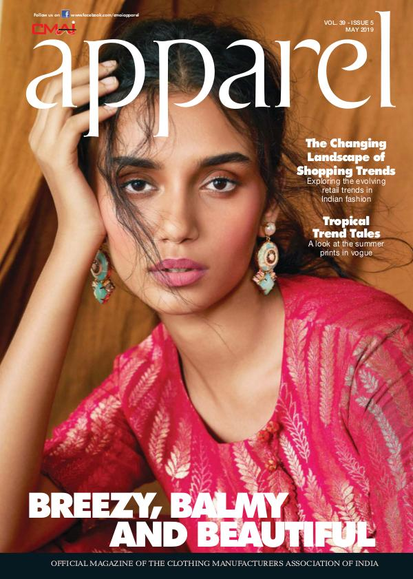 Apparel April 2019 Apparel May 2019 issue
