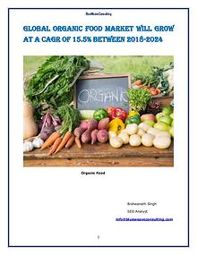 Global Organic Food Market