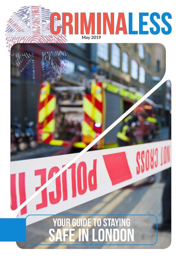 CriminaLess CriminaLess Magazine IRENA RASHEVA FINAL