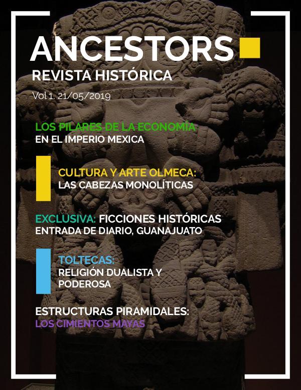   ANCESTORS   ANCESTORS (Revista histórica)(2)
