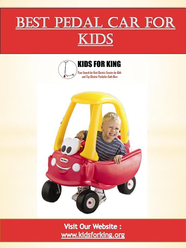 Best Pedal Car For Kids Best Pedal Car For Kids | kidsforking.org