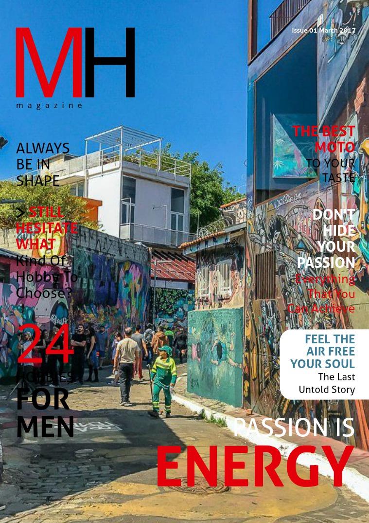 Minha primeira publicação revista 1