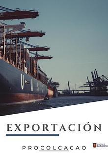 Exportación Procolcacao