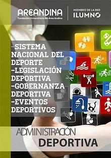 administración deportiva
