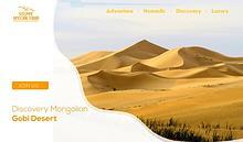 Discovery Mongolian Gobi Desert