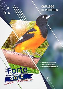 Catálogo de produtos Super Forte Gold Super Premium