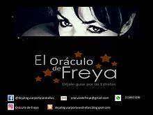 Catálogo Oráculo de Freya