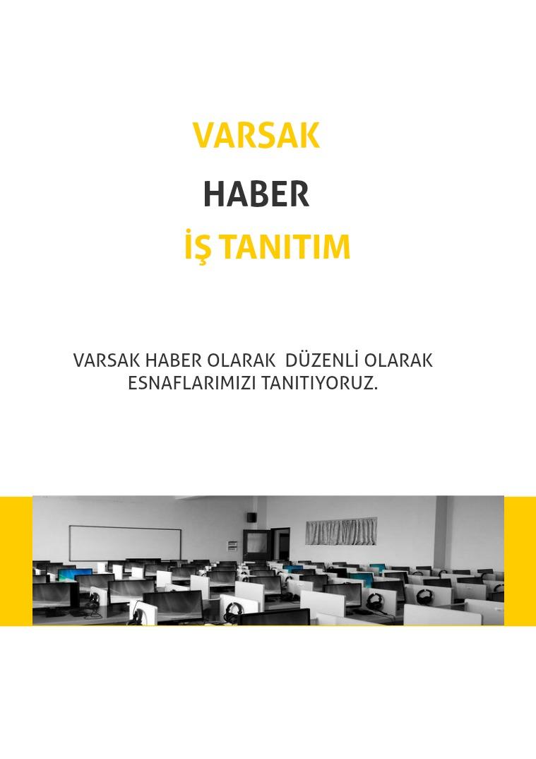 VARSAK HABER VARSAK ANTALYA