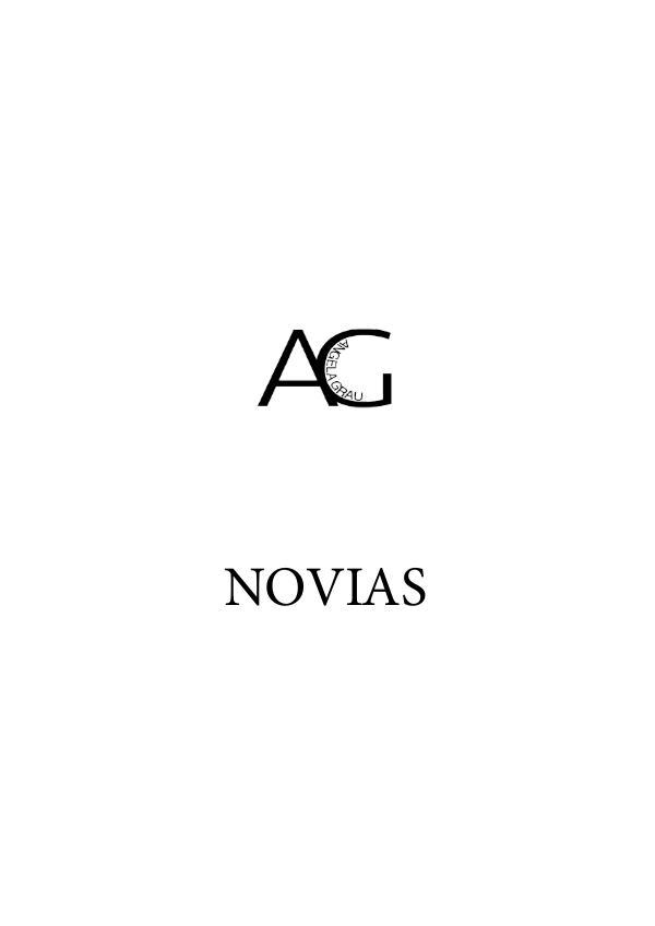 Catalogo Novias NOVIAS