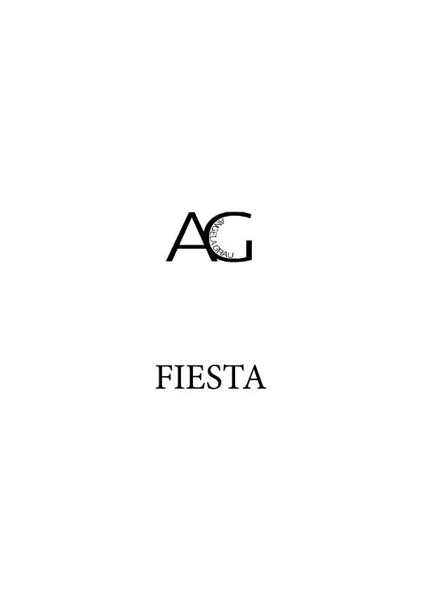 Catalogo vestidos Fiesta FIESTA