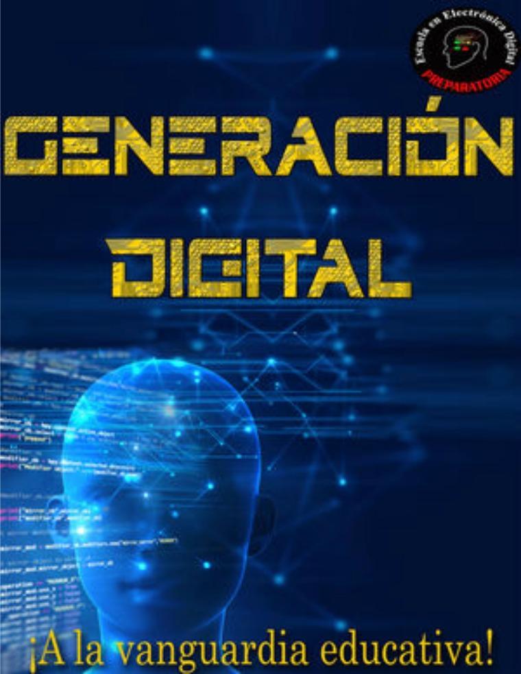Generación digital Generación digital
