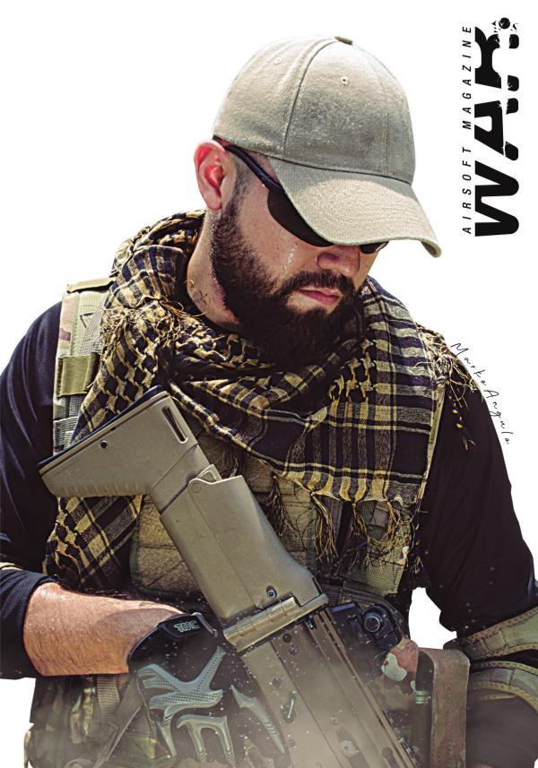 War Airsoft Magazine - Versión Digital War_Airsoft_Magazine_edicion_01_online_edition