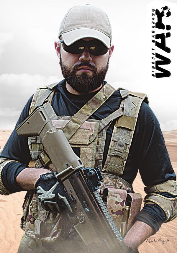 War Airsoft Magazine - Versión Digital Edición 2