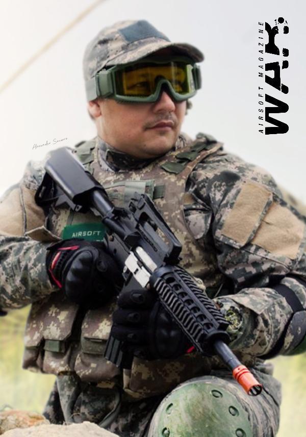War Airsoft Magazine - Versión Digital War Airsoft Magazine - Version 4 online - 30 pag -