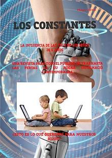 La influencia de las TICS en los niños de 6 años