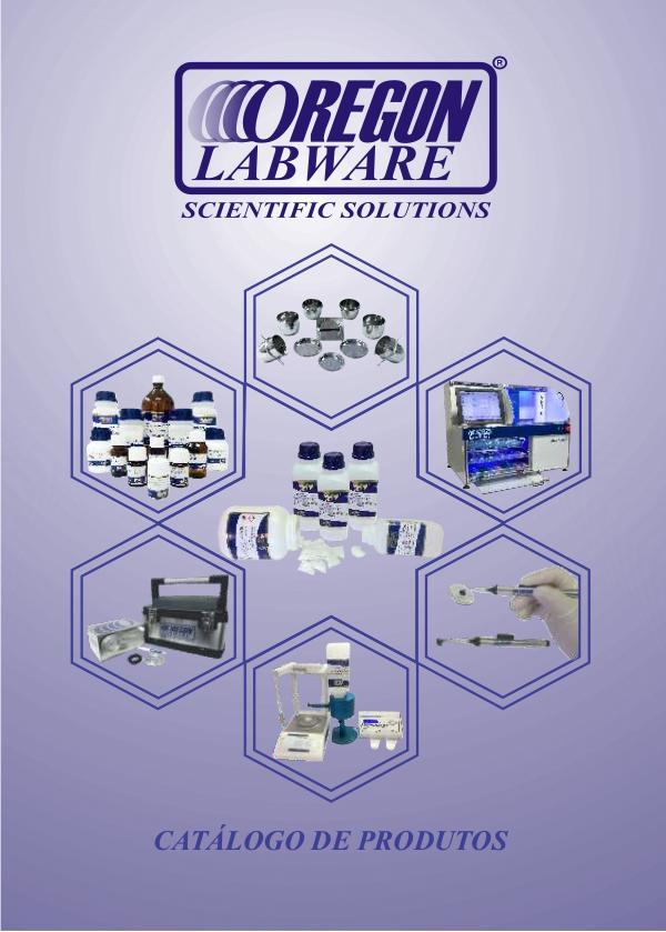 Catálogo de Produtos - Oregon Labware Catálogo