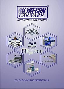 Catálogo de Produtos - Oregon Labware
