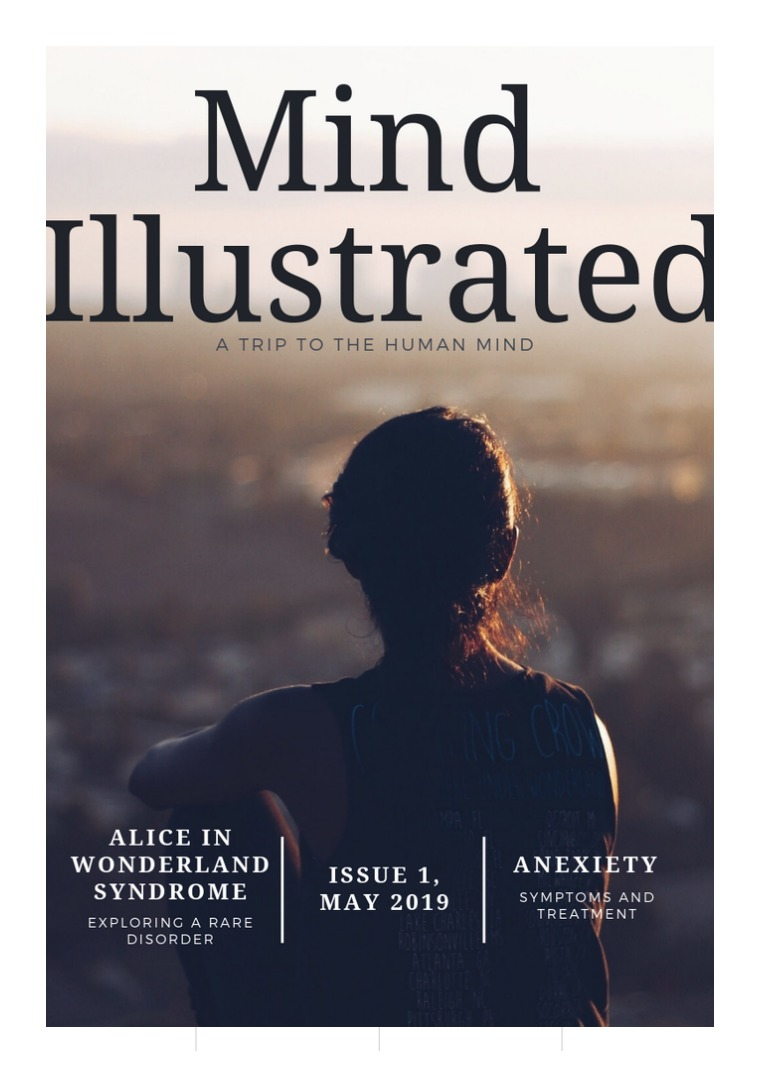 My first Publication Mind Illustrated