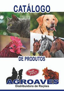 CATÁLOGO AGROAVES
