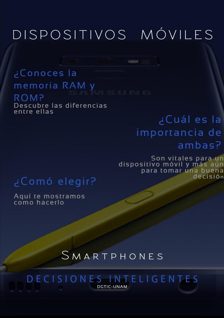 ¿Comó elegir un dispositivo móvil? 1