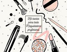 kit basico para una maquilladora profesional