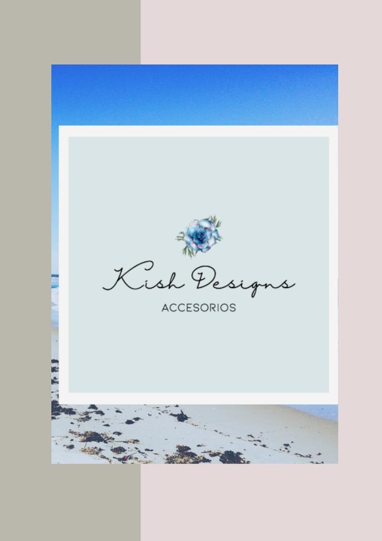 Book KishDesigns colección EntreHilos Book Kish Designs colección Entre Hilos