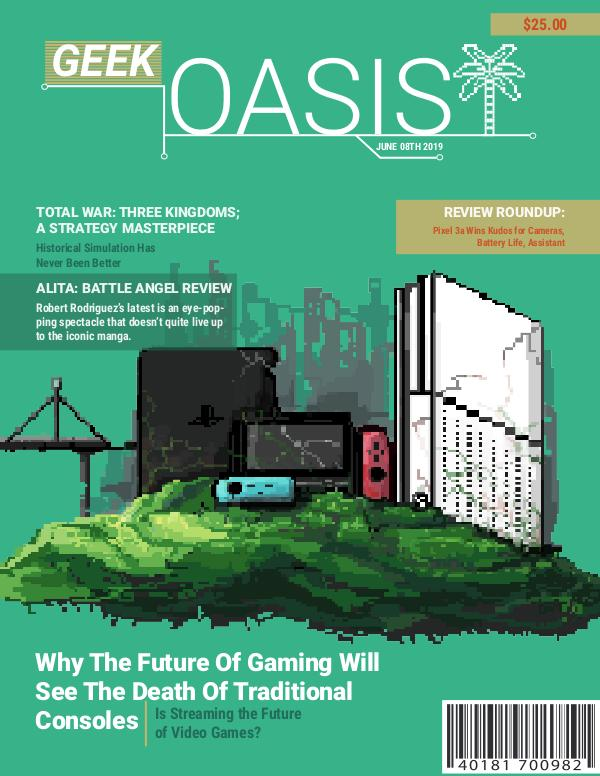 Geek Oasis - Issue 01 Unit 28 Afes D.-Task 2-Interactive PDF