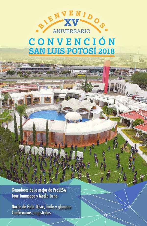 CONVENCION SLP 2018 GACETA - ESPECIAL SLP