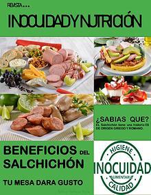 REVISTA INOCUIDAD Y NUTRICIÓN