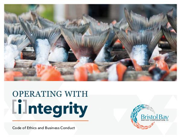 BBNC COE BBNC Code of Ethics