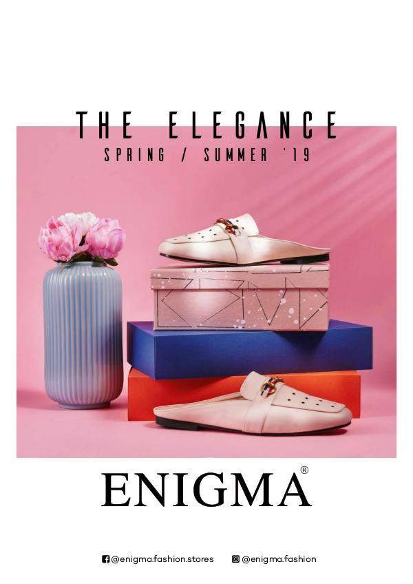 Enigma ss19 new COLLECTION ENIGMA SS19 Collection