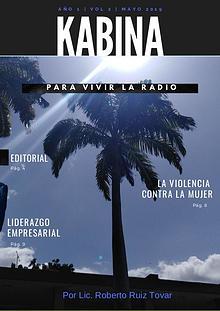 Revista KABINA DEF