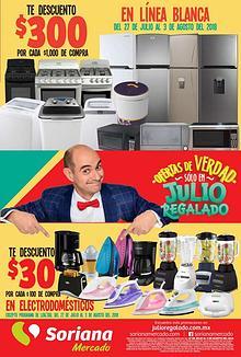 Julio Regalado Soriana