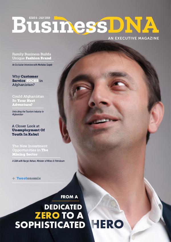 Business DNA Magazine - Free Issue 6 - Demo