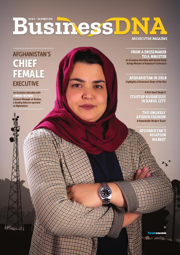Business DNA - Magazine Issue 4 - DEC 2018