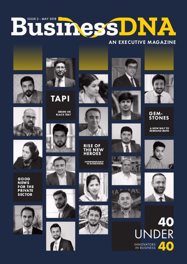 Business DNA - Magazine Issue 2 - APR 2018