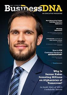 BusinessDNA - Magazine