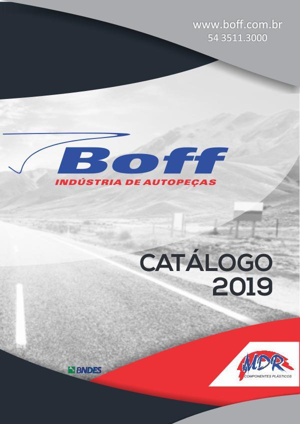 Catálogo Boff Indústria de Auto Peças 2019 Boff Industria de Auto Peças - Catálogo 2019