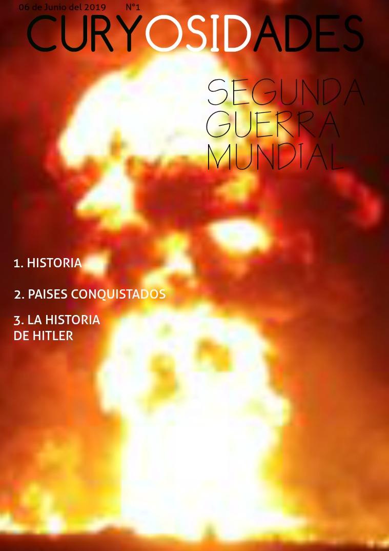 Segunda Guerra Mundial Historia
