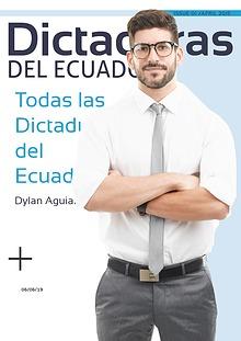 LAS DICTADURAS EN EL ECUADOR