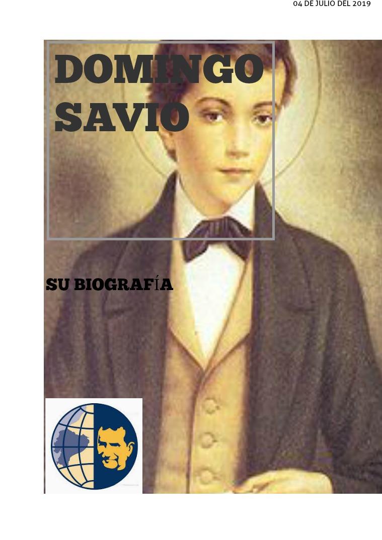 Domingo Savio Domingo Savio