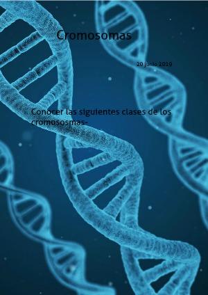 cromosomas cromosomas celulares