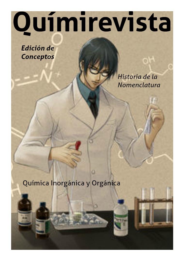 Revista Nomenclatura Química