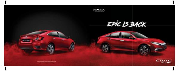 Brochures Civic