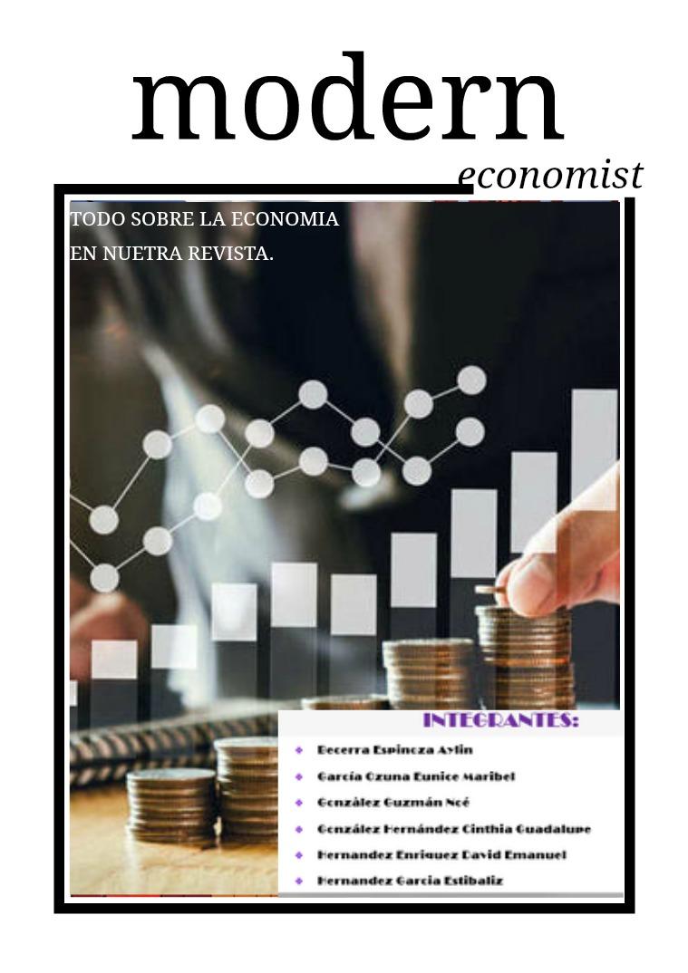 modern economist modern economist